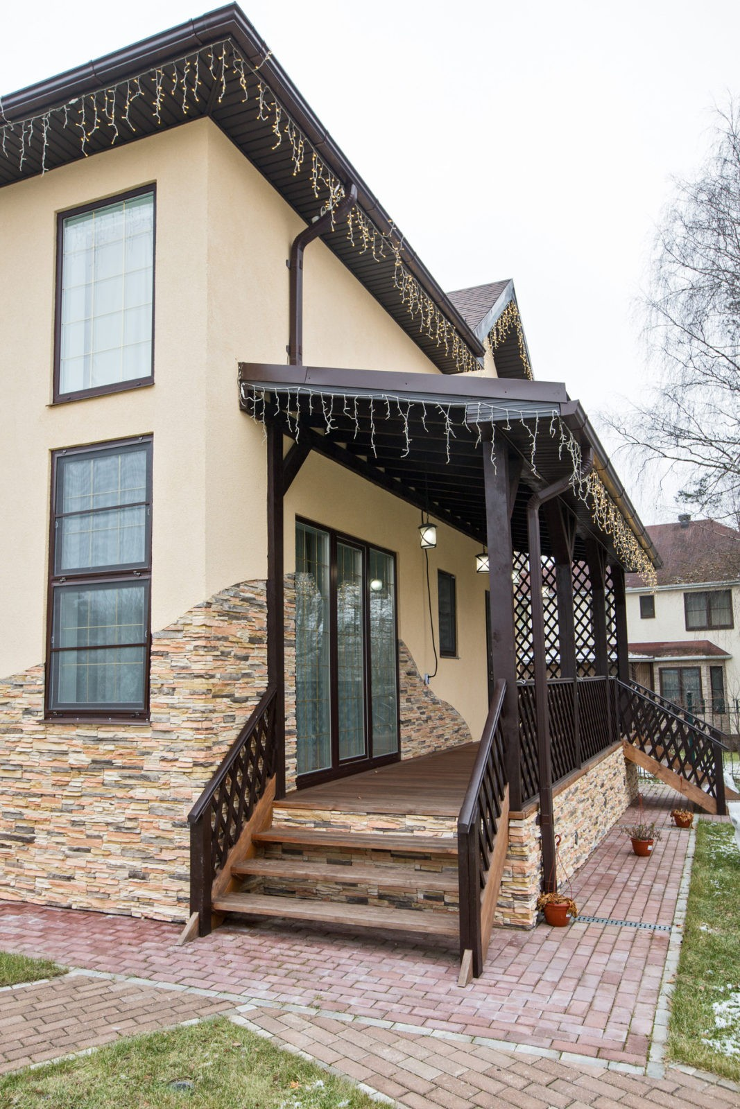 Гостевой дом – веранда