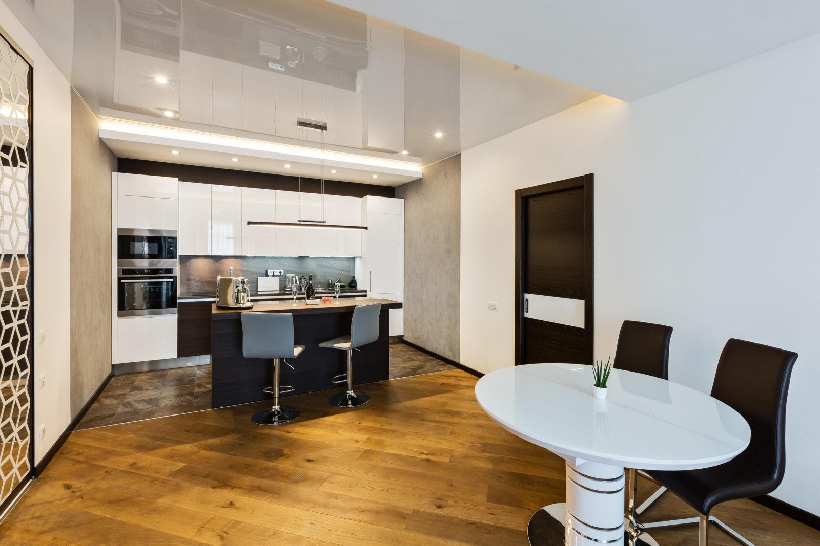 Кухня – гостиная